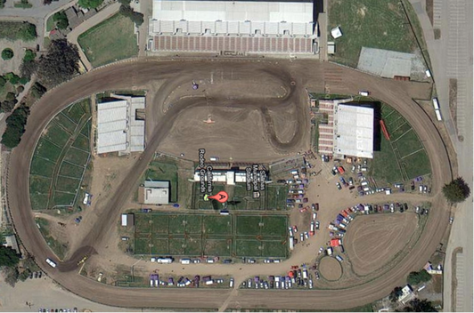 Salinas Sport Complex Motorcycle Track Photo